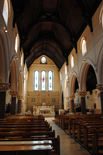St. Joseph's Church, Presentation Road, Galway